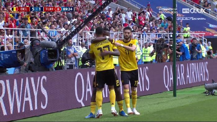 المونديال: المنتخب التونسي ينسحب من الدور الأول بهزيمة تاريخية مذلة أمام بلجيكا!