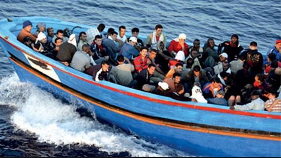 في سواحل قرقنة: انقاذ 67 مهاجرا غير شرعي من الغرق