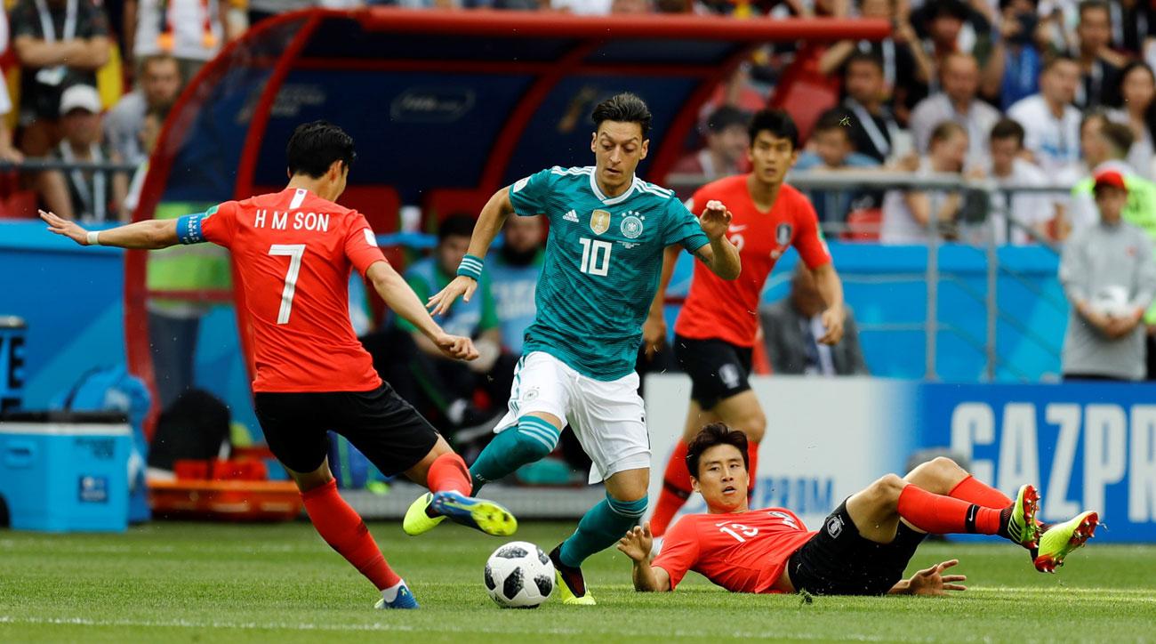 المونديال: كوريا الجنوبية تقصي ألمانيا من الدور الأول!