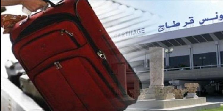 فضائح المطارات التونسية: وزير النقل يؤكد على تراجع ظاهرة سرقة أمتعة المسافرين!