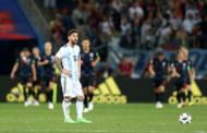 المونديال: هزيمة قاسية للأرجنتين أمام كرواتيا.. ورفاق ميسي مصيرهم في يد نيجيريا!