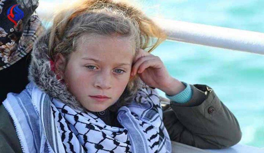 بعد قضائها لـ 8 أشهر في السجون الاسرائيلية: عهد التميمي تتنفس الحرّية