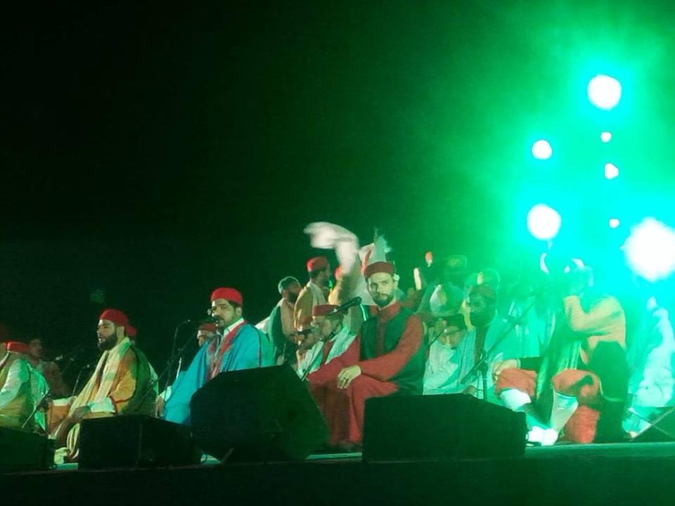 مهرجان ليالي سليمان ...عرض الزيارة إبداع وإقناع حتى الإمتاع
