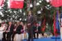 """المحكّمة الدولية امال كامل محمد عبد الله في زيارة عمل لـ """" لوريا """" و """" السيرال """" و الجامعة الامريكية..."""