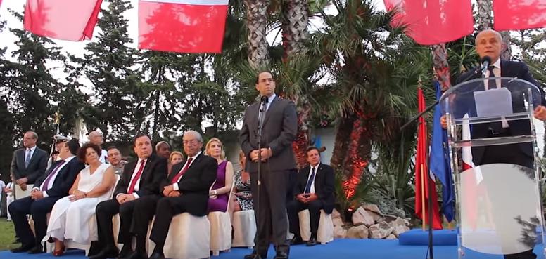 في ذكرى الثورة الفرنسية: السفير الفرنسي يؤكد على عمق العلاقة بين تونس وفرنسا