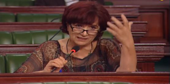 سامية عبو: وجود ماجدولين الشارني على رأس وزارة الرياضة يعد شبهة فساد!