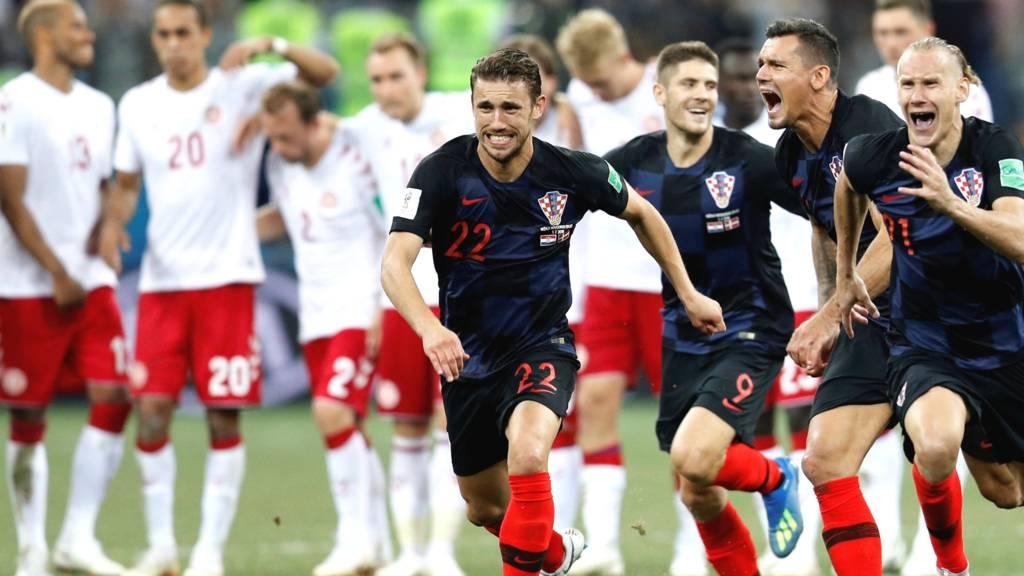 بضربات الجزاء: روسيا وكرواتيا في ربع نهائي كأس العالم.. و إنييستا يعلن اعتزاله!