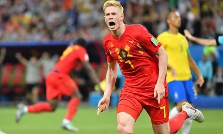 مونديال روسيا 2018: بلجيكا تطيح بالبرازيل وتضرب موعدا مع فرنسا في النصف النهائي