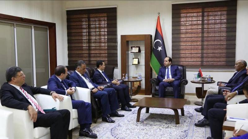 الاتفاق على تحويل ليبيا وتونس الى قطب تجاري واقتصادي في شمال افريقيا