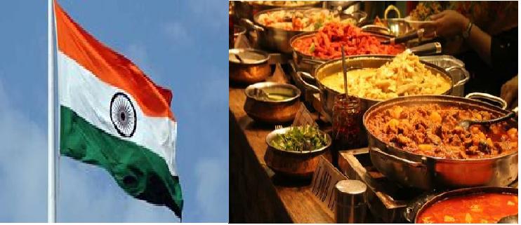 مهرجان المأكولات الهندية في الحمامات