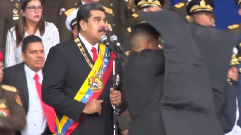 فينزويلا: نيكولاس مادورو يتعرّض لعملية اغتيال.. وأصابع الاتهام موجهة للمعارضة
