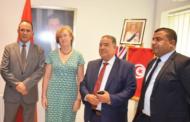 تدشين مقرّ القنصلية الشرفية لبريطانيا.. وتأكيد على تعزيز التعاون بين تونس ولندن