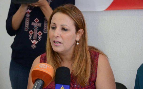 ليلى الحداد: ريحة التجمّع تقزّز.. و حضور اجتماعات الحزب الدستوري الحر بـ 30 دينار!