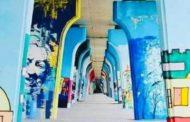 بعد طمس أعمال فنية على جدارن قنطرة العاصمة: رئاسة الحكومة ووزارة الثقافة تتدخّل