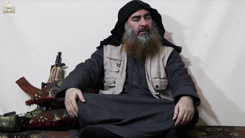 مكافأة بـ 25 مليون دولار لمن يساعد في الوصول اليه: ظهور جديد لأبو بكر البغدادي زعيم تنظيم داعش.. وهذا أبرز ما قاله!