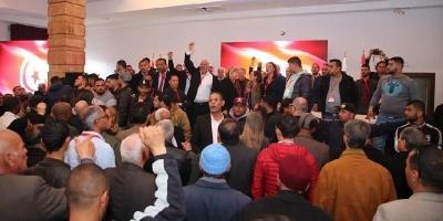 نداء تونس يعلن عن الغاء نتائج إنتخابات المكتب السياسي