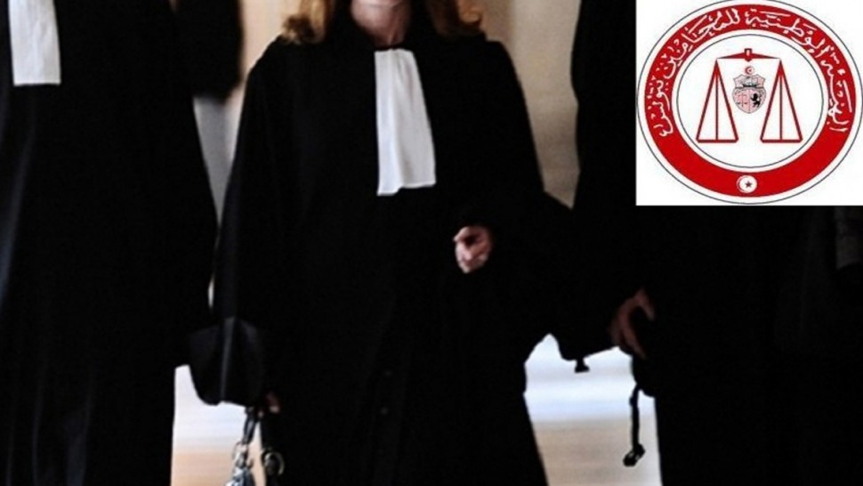 على خلفية الاعتداء على رئيس الفرع بجندوبة: هيئة المحامين تقر اضرابا عاما حضوريا بكافة المحاكم