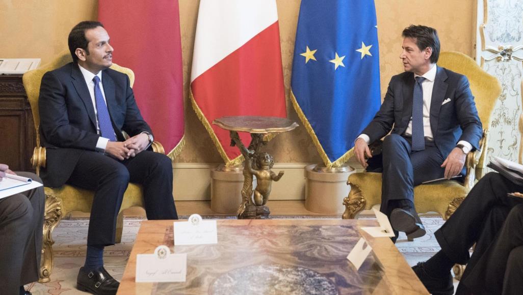 وزير الخارجية القطري: حفتر يعرقل جهود الحوار بليبيا