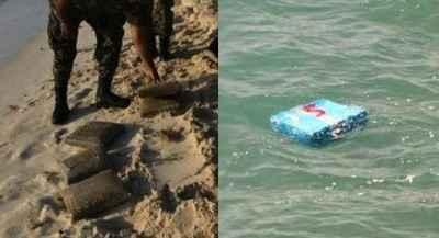 صفاقس: البحر يلفظ 26كغ من مادة الزطلة