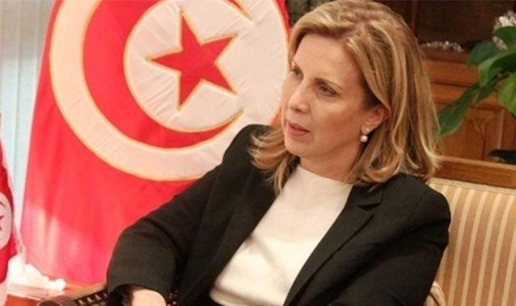 سلمى اللومي رئيسة جديدة لحركة نداء تونس