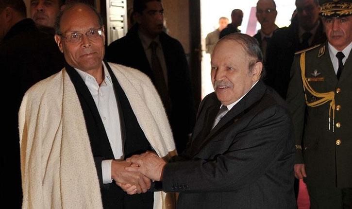منصف المرزوقي: النظام الجزائري ساهم في