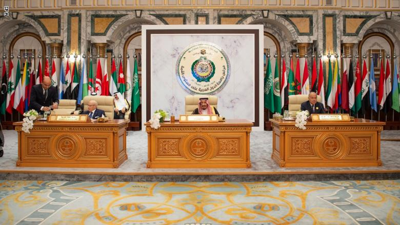 القمة العربية الطارئة ترفض تدخلات ايران في حرب اليمن.. وتدين ضربات الحوثيين على السعودية!!