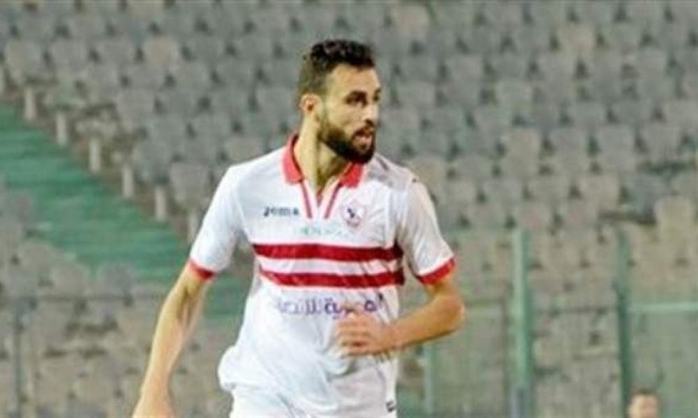 الشرطة المصرية تلقي القبض على لاعب الزمالك حمدي النقاز.. التفاصيل