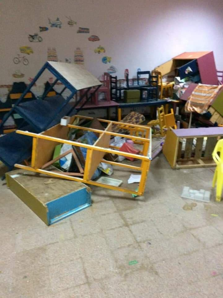 منزل بوزلفة-نابل: عربدة ومجون في روضة أطفال!