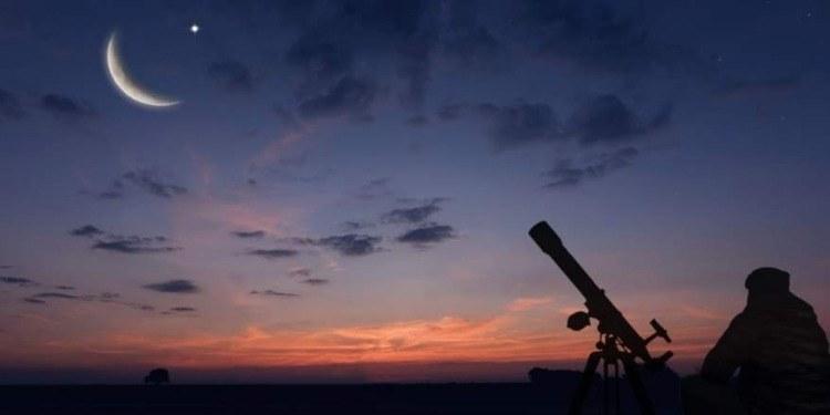 جمعية علوم الفلك تعلن موعد أوّل أيام عيد الفطر المبارك
