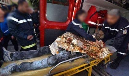 القصرين: وفاة عون أمن معزول أضرم النار في جسده