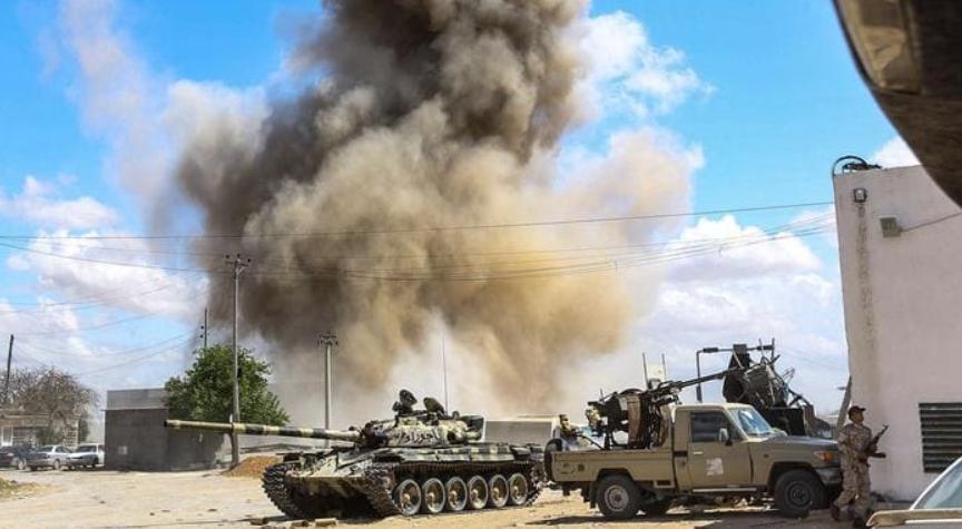 ارتفاع حصيلة ضحايا الاشتباكات في العاصمة الليبية