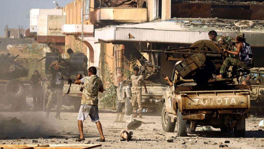 الصراع في ليبيا: قوات الوفاق تعزز سيطرتها جنوب طرابلس وتأسر مقاتلين تابعين لحفتر