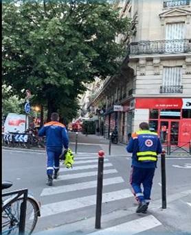 باريس:قتلى اثر إندلاع حريق