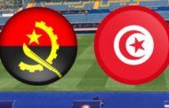 تشكيلة المنتخب التونسي لمواجهة أنغولا