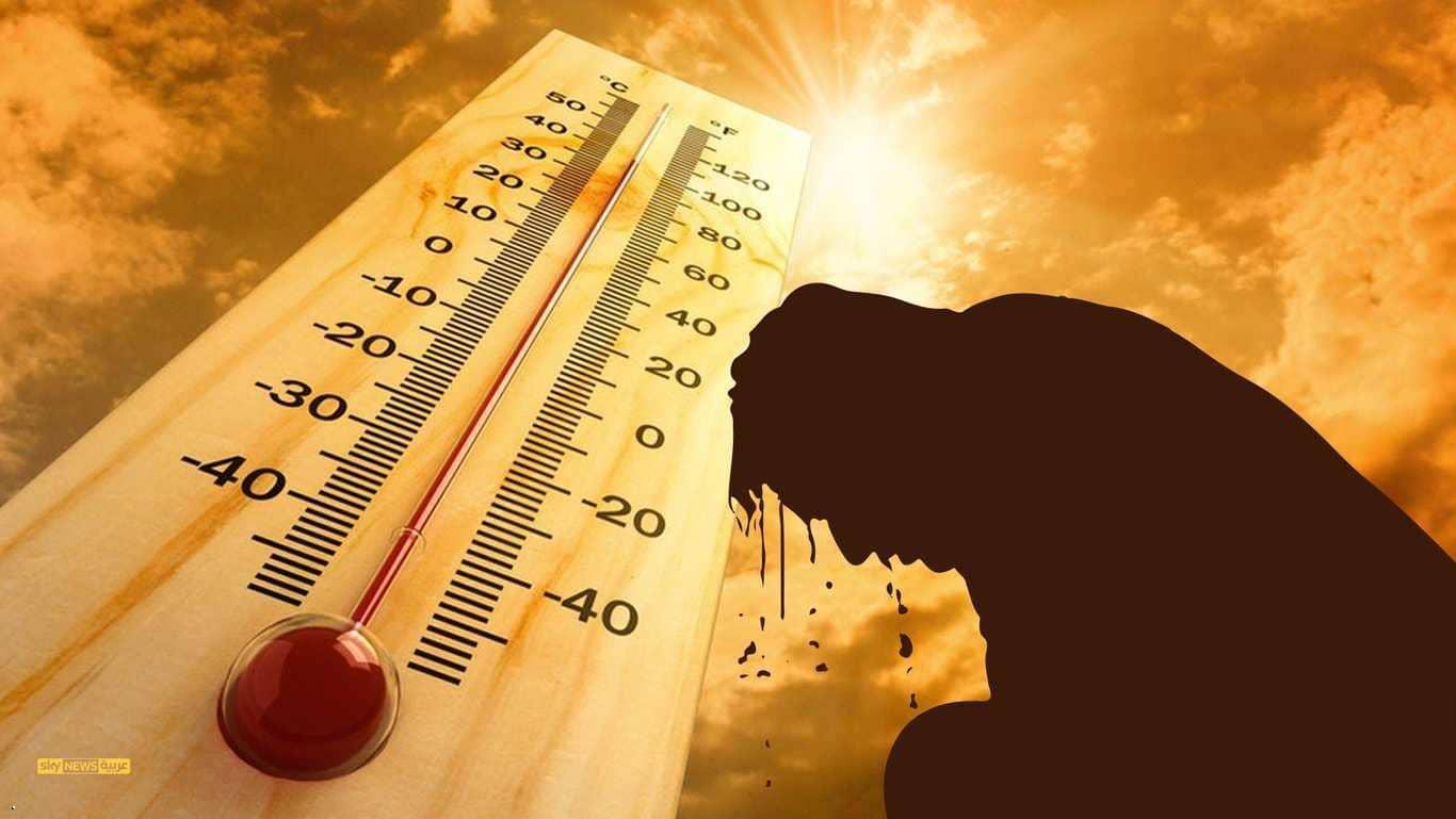 درجات الحرارة تصل إلى 43 درجة مع ظهور الشهيلي