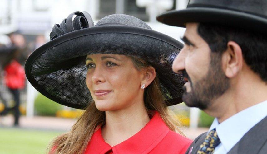 الأميرة هيا بنت الحسين تهرب من زوجها حاكم دبي