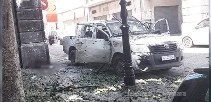معطيات جديدة بالتفجير الإرهابي بشارع الحبيب بورقيبة ومنفذه