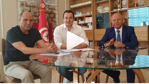 فيديو/رسميا :سامي الفهري يقتني أسهم شرف الدين في قناة التاسعة
