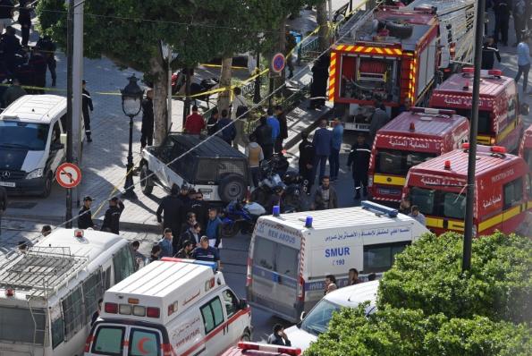 نفذه انتحاريون: الكشف عن تفاصيل جديدة عن عمليتي الحبيب بورقيبة والقرجاني الارهابيتين!!