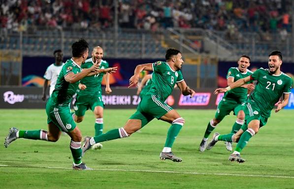 بفضل البلايلي: الجزائر تهزم السنغال وتتأهل لثمن نهائي كأس افريقيا للأمم