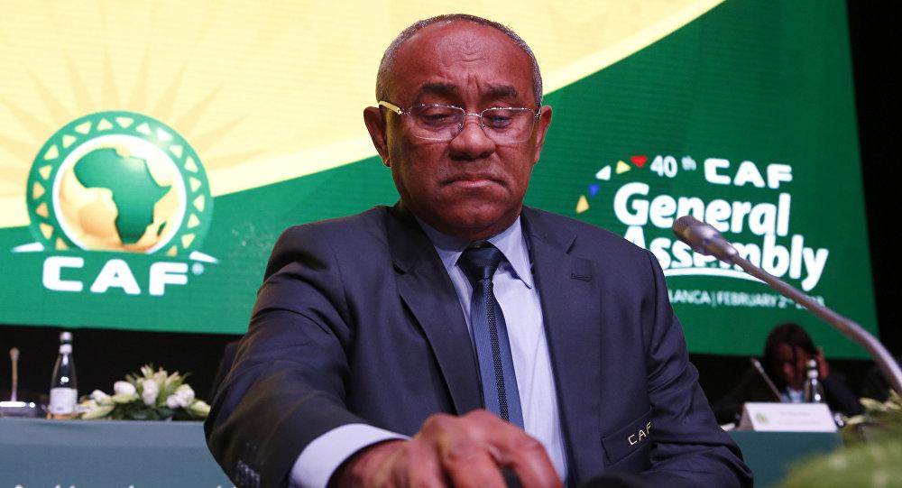 اثر قرار اعادة لقاء الترجي والوداد: ايقاف رئيس الـ CAF أحمد أحمد!!