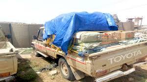 خاص: القبض على سيارة محملة بالأسلحة النارية في المركز الحدودي بتطاوين