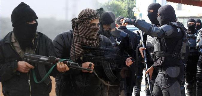 عاجل: استشهاد عوني أمن في عملية ارهابية بالقرجاني