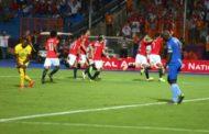 مصر تفوز على الزيمبابوي في افتتاح كأس افريقيا للأمم 2019