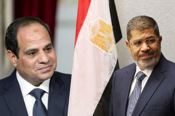 منظمة هيومن رايتس ووتش: الحكومة المصرية ارتكبت انتهاكات جسيمة ضدّ محمد مرسي تسببت في وفاته!!