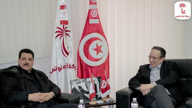 حصري: علي الحفصي أمينا عاما جديدا لنداء تونس