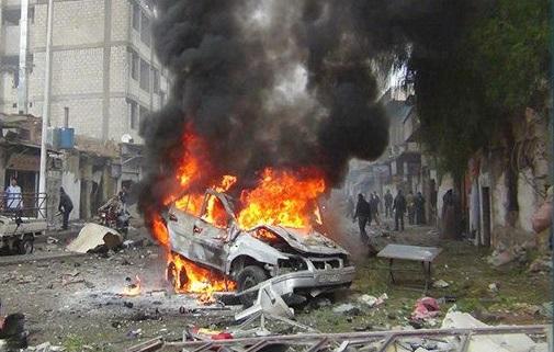 ليبيا: انفجار سيارة مفخخة يسفر عن مقتل 4 أشخاص، وسقوط عدد من الجرحى