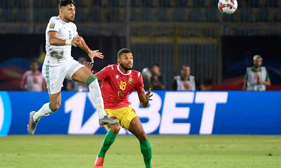 كأس افريقيا للأمم: الجزائر تسحق غينيا وتتأهل للربع النهائي