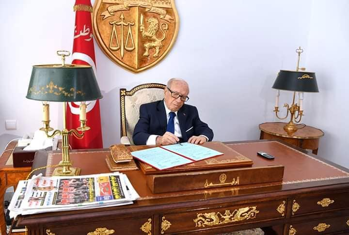 عاجل: رئيس الجمهورية يمضي رسميا على مرسوم الدعوة للإنتخابات