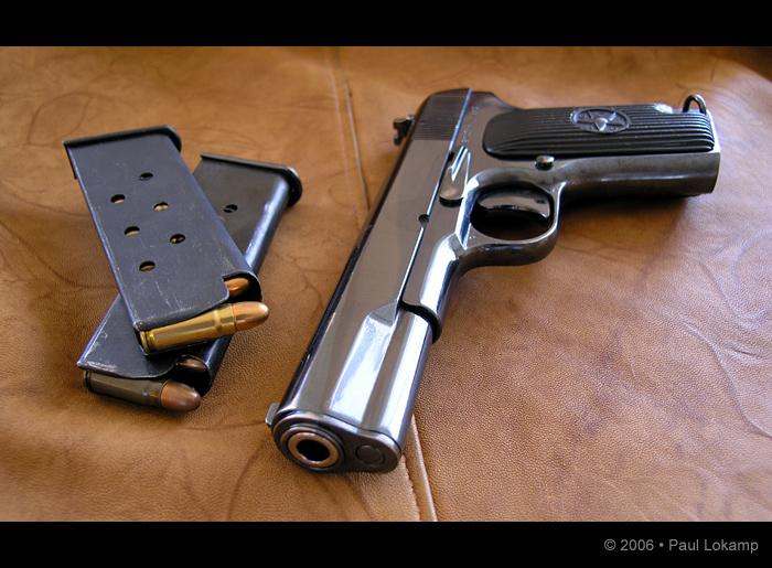 منير بن صالحة يطالب الحكومة بالسماح للمواطنين بحمل السلاح